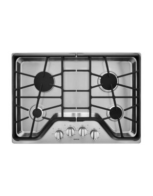 MGC9530DS 30-inch Gas Cooktop with DuraGuard Protection Finish- Stainless Steel photo
