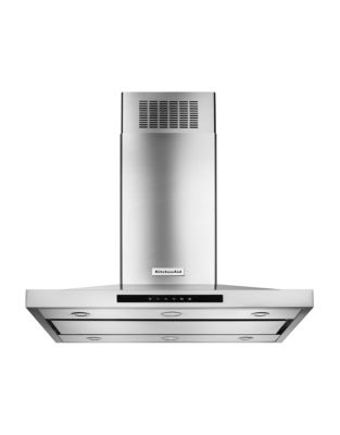 KVWB606DSS 36-inch Wall-Mount Canopy Hood in Stainless Steel photo