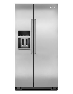 KRSC503ESS 36-Inch Wide 22.6 cu. ft. Counter Depth Side-by Side Refrigerator - Stainless Steel photo