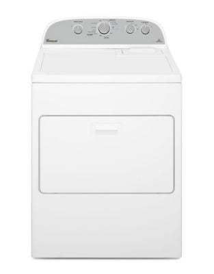 WGD49STBW 7.0 cu. ft. HE Dryer with Steam Refresh Cycle- White photo