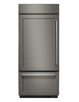 KBBL306EPA -36 inch Wide 20.9 Cu. Ft, Left Hand Refrigerator w/ Platinum Interior-Panel Ready photo