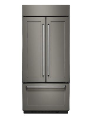 KBFN506EPA-36 inch Wide, 20.8 Cu. Ft, French Door Refrigerator- Panel Ready photo