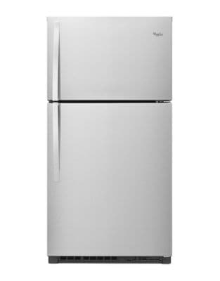 WRT541SZDM 21.3 cu. ft. Top-Freezer Refrigerator with Flexi-Slide Bin- Stainless Steel photo