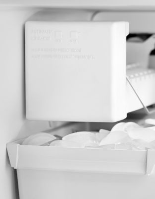 ECKMF95 - Automatic Ice Maker Kit for Top Freezer Refrigerators White photo