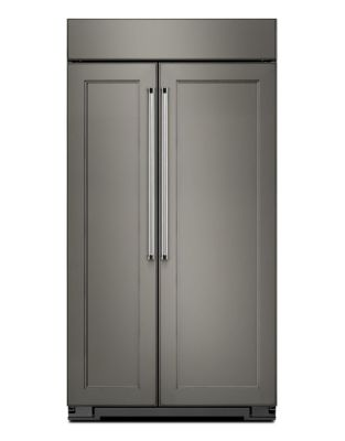 KBSN602EPA-42 inch Wide, 25.5 Cu. Ft, Side by Side Refrigerator-Panel Ready photo