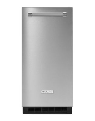 KUIX305ESS 15-inch Ice Maker with Clear Ice Technology- Stainless Steel photo