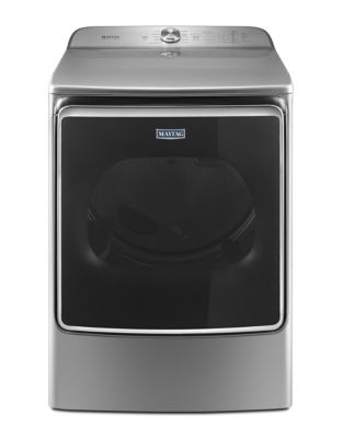MGDB955FC - Top Load Dryer with the PowerDry System and Extra Moisture Sensor - Chrome Shadow photo
