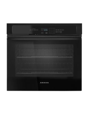 AWO6313SFB - 30-inch Wall Oven with 5.0 cu. ft. Capacity - Black photo