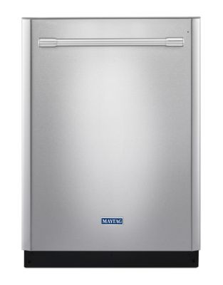 MDB8979SFZ - 24-Inch Top Control Dishwasher with PowerDry Option - Fingerprint Resistant Stainless Steel photo