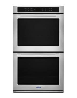 MEW9630FZ - 30-inch Double Wall Oven with True Convection - Fingerprint Resistant Stainless Steel photo