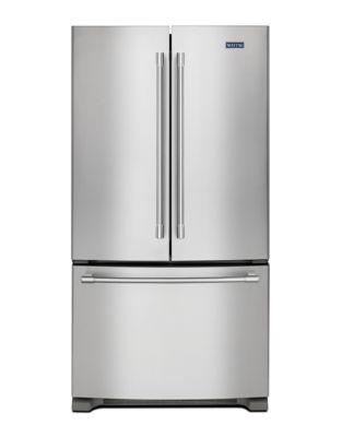 MFC2062FEZ - Réfrigérateur à portes françaises en acier inoxydable résistant aux traces de doigts photo