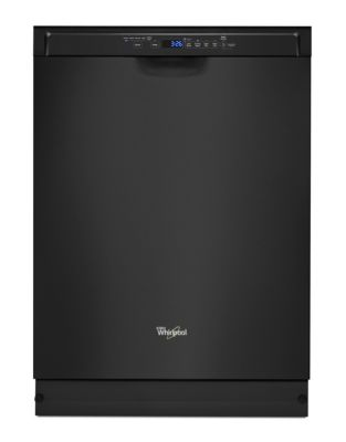 WDF560SAFB - Dishwasher with Adaptive Wash Technology - Black photo