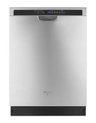 WDF560SAFM 24 inch Dishwasher with Adaptive Wash Technology- Stainless Steel photo