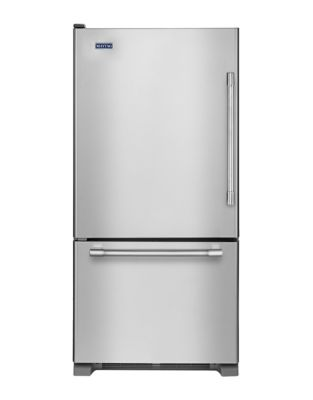 MBL1957FEZ - 30-inch Bottom Freezer Refrigerator with Freezer Drawer - Fingerprint Resistant Stainless Steel photo