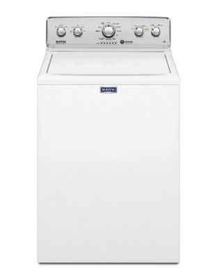 MVWC565FW - Top Load Washer with the Deep Water Wash Option and PowerWash Cycle - White photo