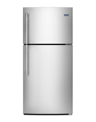 MRT519SFFZ - Top-Freezer Refrigerator - 19 Cu. Ft. - Fingerprint Resistant photo