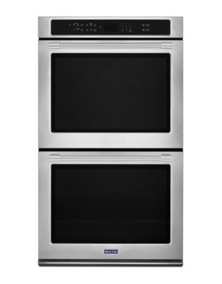 MEW9627FZ - 27-INCH DOUBLE WALL OVEN WITH TRUE CONVECTION - Fingerprint Resistant Stainless Steel photo