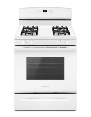 AGR6603SFW - 30-inch Gas Range with Self-Clean Option White photo