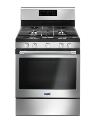 MGR6600FZ - 30-INCH GAS RANGE WITH 5TH OVAL BURNER - Fingerprint Resistant Stainless Steel photo