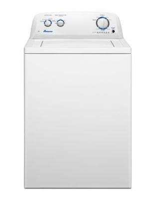 NTW4516FW -4.0 cu. ft. Top-Load Washer with Dual Action Agitator White photo