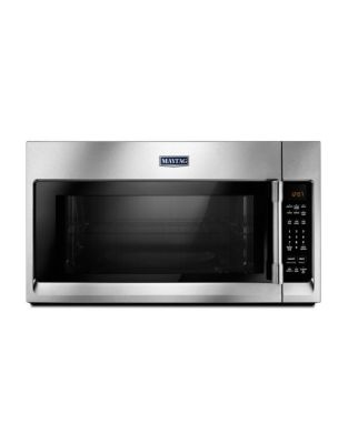 YMMV4206FZ - Over-The-Range Microwave With Interior Cooking Rack - Fingerprint Resistant Stainless Steel photo