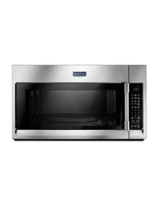 YMMV6190FZ - Over-the-Range Microwave with Convection Mode - Fingerprint Resistant Stainless Steel photo