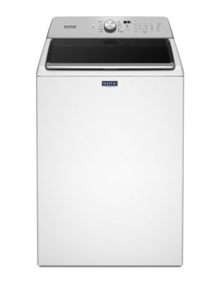 MVWB765FW - Top Load Washer with the Deep Fill Option and PowerWash Cycle 5.4 cu. ft. White photo