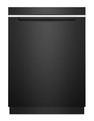 WDTA50SAHB - Stainless Steel Tub Dishwasher with TotalCoverage Spray Arm Black photo