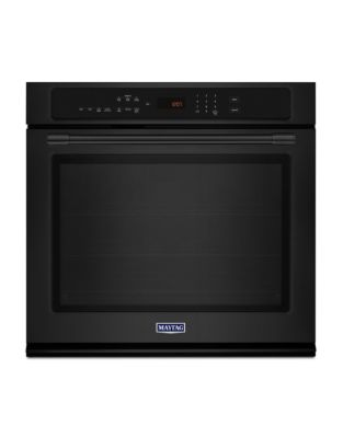 MEW9530FB - 30-INCH SINGLE WALL OVEN WITH TRUE CONVECTION - 5.0 CU. FT. - Black photo