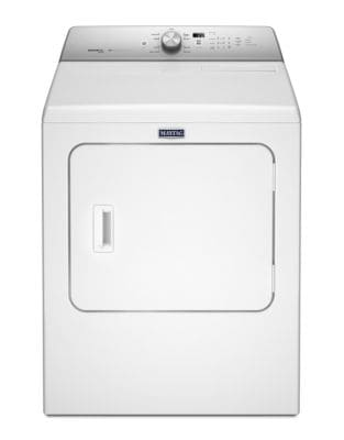 MGDB765FW - 7.4 cu. ft. Gas Dryer with IntelliDry Sensor White photo