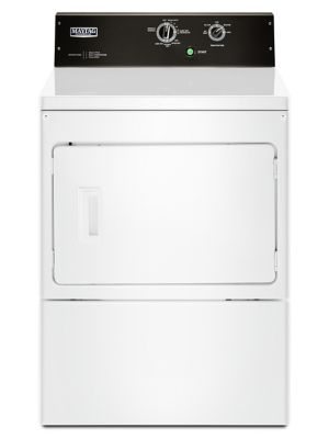 YMEDP575GW - 7.4 cu. ft. Commercial-Grade Residential Dryer - White photo