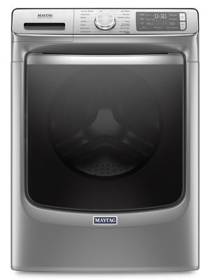 MHW8630HC - Smart Front Load Washer with Extra Power and 24-Hr Fresh Hold® option - 5.8 cu. ft. - Metallic Slate photo