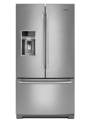 MFT2772HEZ - 27 Cu. Ft. French Door Refrigerator - Fingerprint Resistant Steel Finish photo