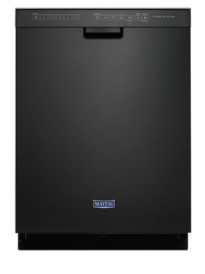 MDB4949SHB 24-Inch Tub Dishwasher With the Most Powerful Motor on the Market - Black photo