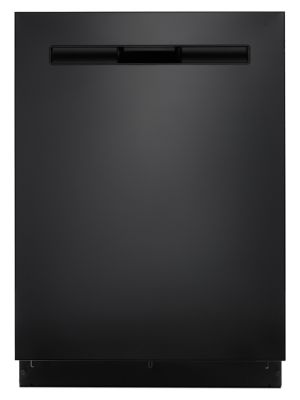 MDB8989SHB - 24-Inch Top Control Dishwasher with PowerDry Options and Third Level Rack - Black photo