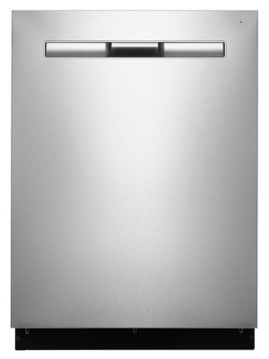 MDB8989SHZ - 24-Inch Top Control Dishwasher with PowerDry Options and Third Level Rack - Fingerprint Resistant Stainless Steel photo