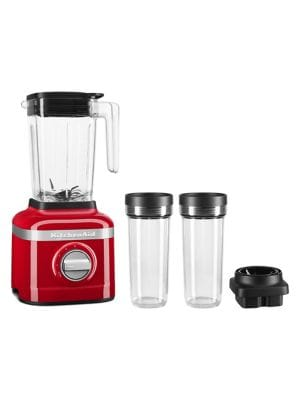 K150 3-Speed Ice Crushing Blender with 2 Personal Blender Jars photo