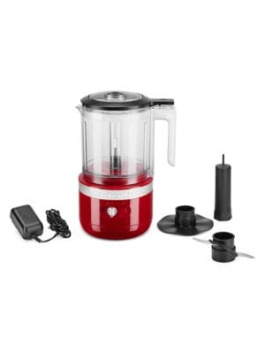 Cordless 5 Cup Food Chopper photo