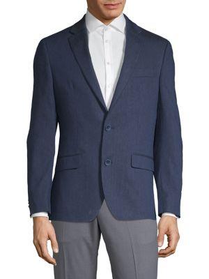fc3ecf172b8d77 Tommy Hilfiger | Men - Men's Clothing - Suits, Sport Coats & Blazers ...