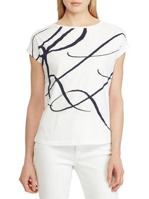 53c32dccfee20b Lauren Ralph Lauren | Women - Women's Clothing - Tops - thebay.com
