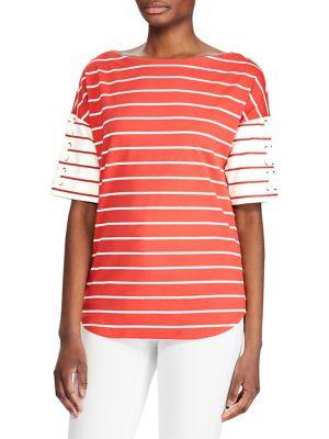 6ff87bc64adb Lauren Ralph Lauren | Women - Women's Clothing - Tops - thebay.com
