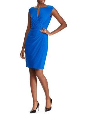 b019be5068e QUICK VIEW. Lauren Ralph Lauren. Stretch Jersey Dress