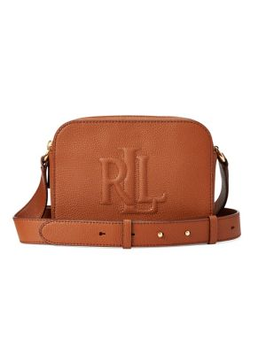 d8c8d0806 QUICK VIEW. Lauren Ralph Lauren. Medium Leather Crossbody Bag