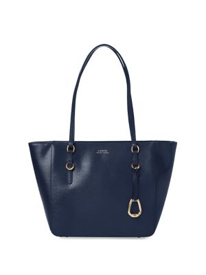 bc3c072e9327 Product image. QUICK VIEW. Lauren Ralph Lauren. Medium Leather Shopper