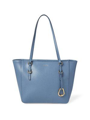QUICK VIEW. Lauren Ralph Lauren. Saffiano Leather Medium Shopper 10fd7b8dc2f5b