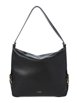 Product image. QUICK VIEW. Lauren Ralph Lauren. Leather Top Handle Bag 8e5415c950ac2