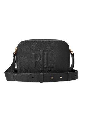 f0ec703bbb QUICK VIEW. Lauren Ralph Lauren. Medium Leather Crossbody Bag