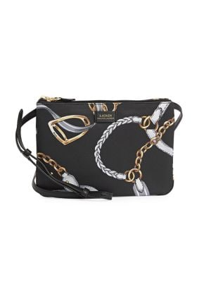 2d80f67a05 Product image. QUICK VIEW. Lauren Ralph Lauren. Printed Crossbody Bag