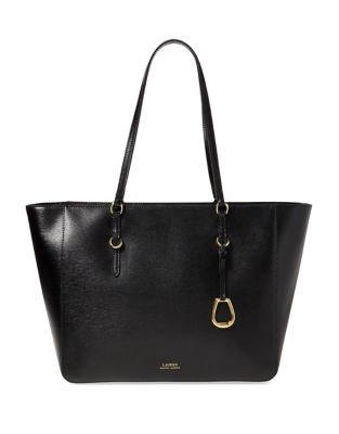 5971d4d08bae Product image. QUICK VIEW. Lauren Ralph Lauren. Saffiano Leather Tote.   248.00. This product rates 5 out ...