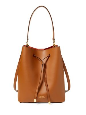 237550e8e6 QUICK VIEW. Lauren Ralph Lauren. Drawstring Bag